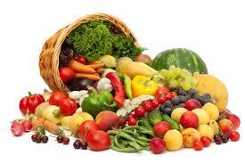 Польза овощей и фруктов для организма человека