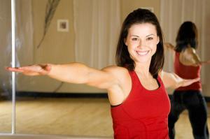 «Женская» тренировка: нагрузки при ПМС