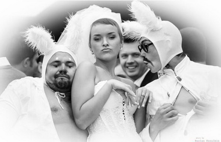 Как выбрать хорошего ведущего для свадебного торжества?