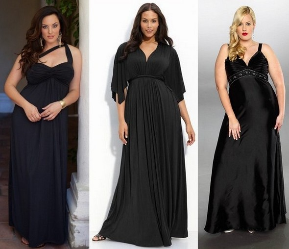 Вечернее платье для дамы