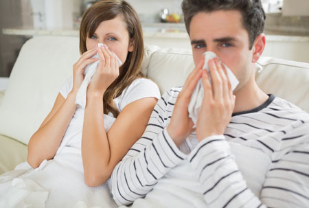 Простуда – как бороться с известным недугом