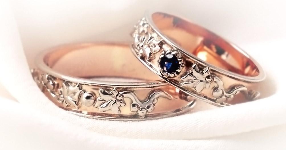 Выбор обручального кольца