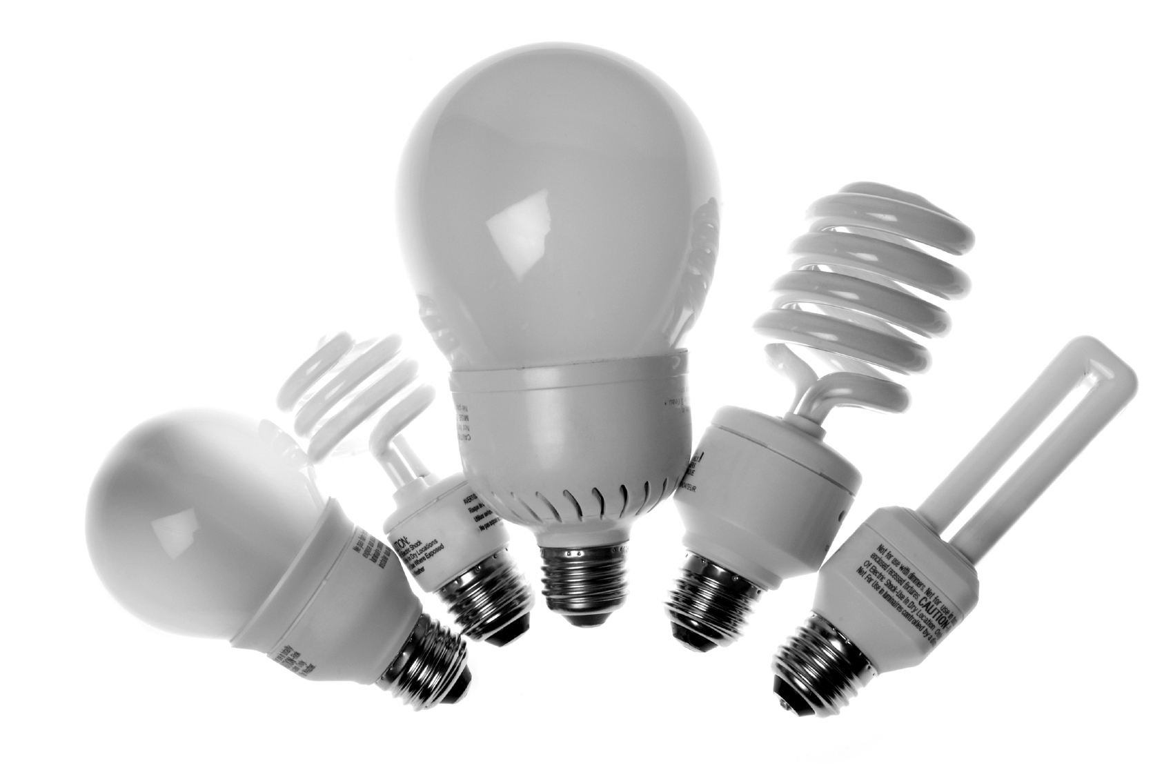 Что такое энергосберегающие лампы?