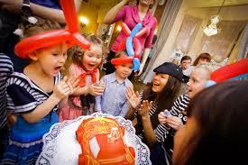 Организация проведения детских праздников на сайте all-prazdnik.ru