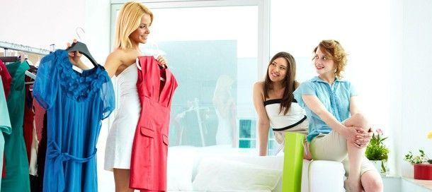 Как выбирать женскую одежду