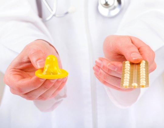 Спермициды и барьерные методы контрацепции