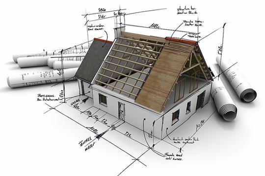 Индивидуальный проект, личный дом