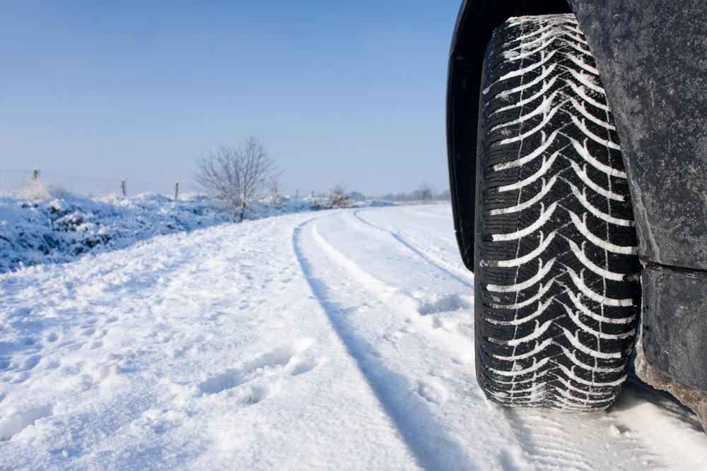 О пользе зимней резины для автомобиля