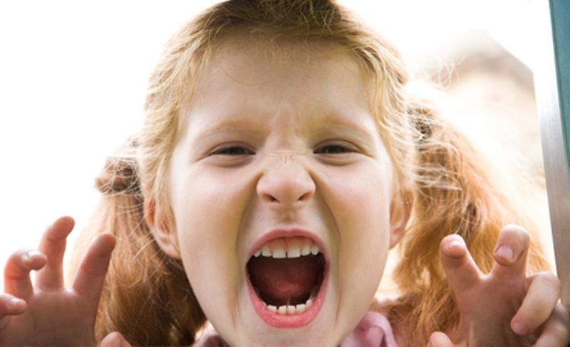 Борьба с детской агрессией