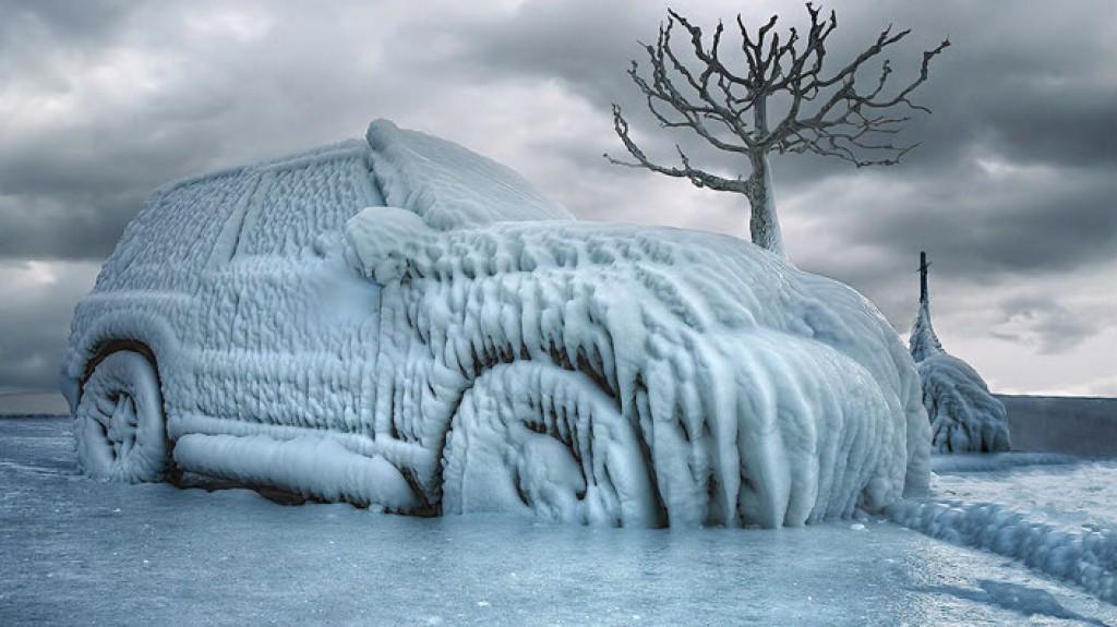 Подготовка автомобиля к зимнему хранению