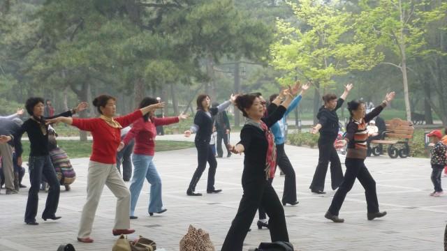 Китайская гимнастика – метод поддержания здорового тела на долгие годы