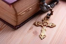 Как правильно осветить крестик с цепочкой в церкви