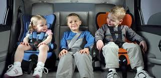 Как закрепить детское автокресло?