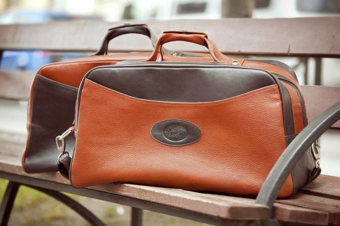 Кожаная сумка — это правильный выбор!