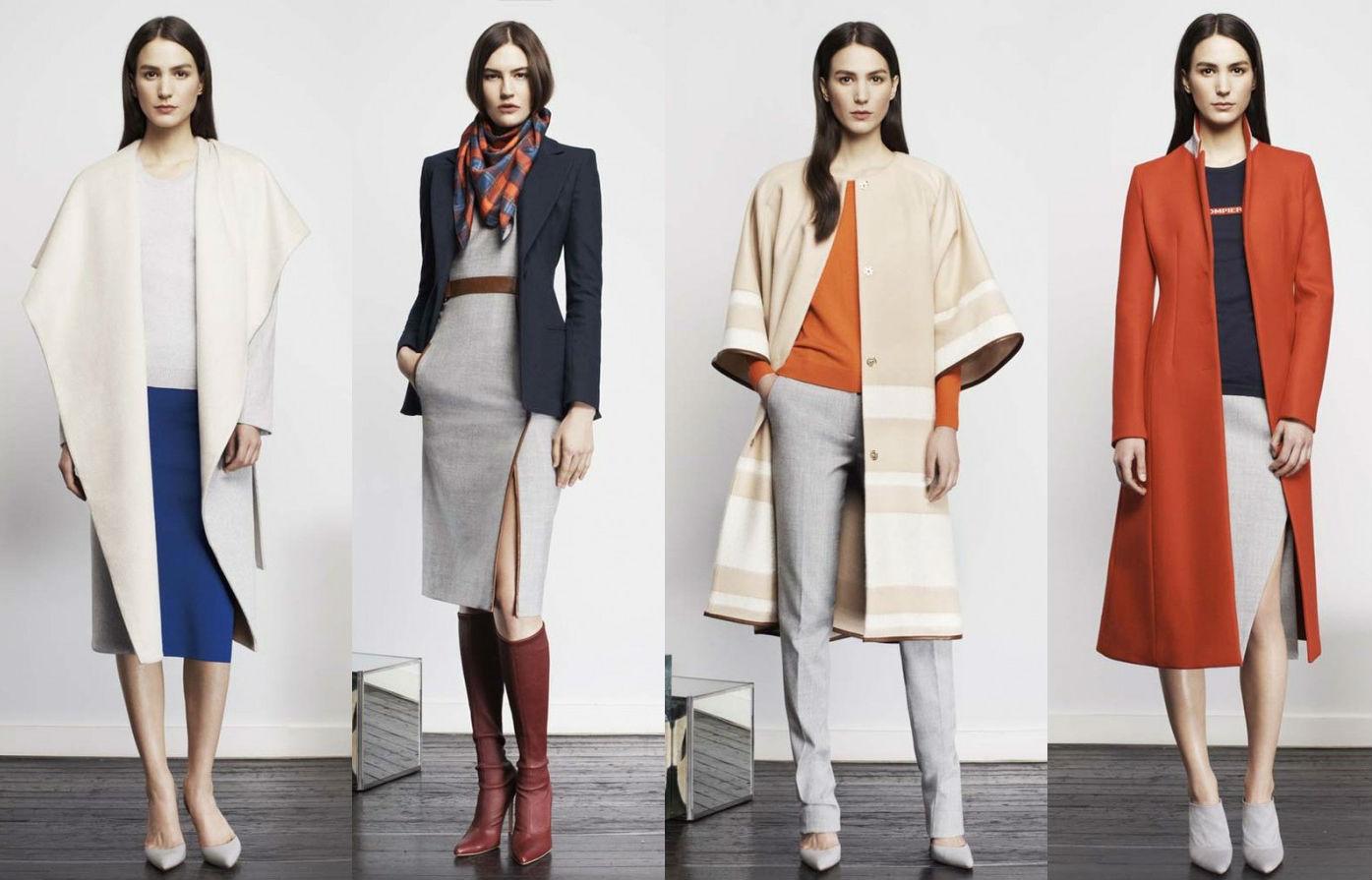 Виды современной женской одежды