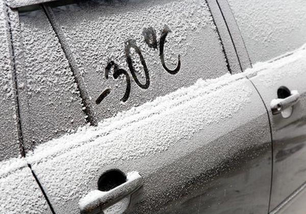 Как вымыть автомобиль зимой и не стать для него палачом?