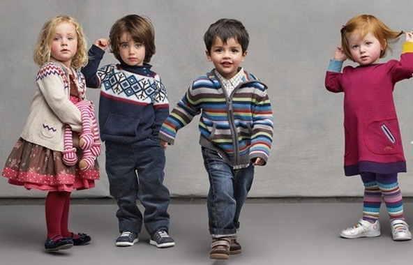 Особенности выбора летней одежды для детей