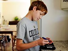 Диабет негативно влияет на мозг подростков