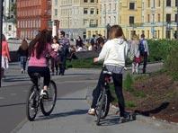 Езда на велосипеде спасает от диабета