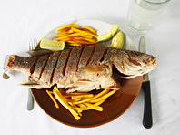 Жирная рыба увеличивает риск диабета 2-го типа