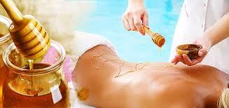 Особенности медового массажа