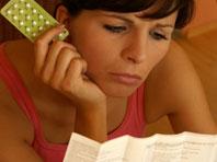 Противозачаточные таблетки увеличивают риск депрессии