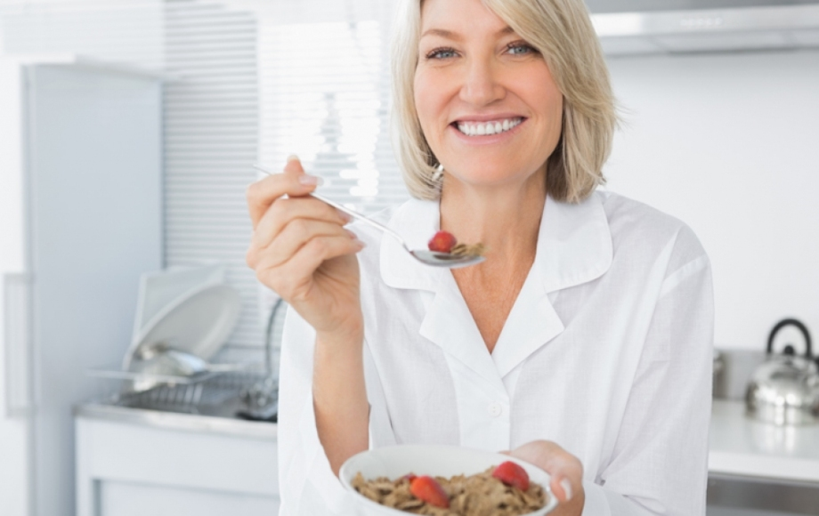 Правильное питание при менопаузе – восемь действенных советов