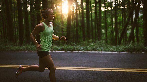 Бег, как средство для похудения