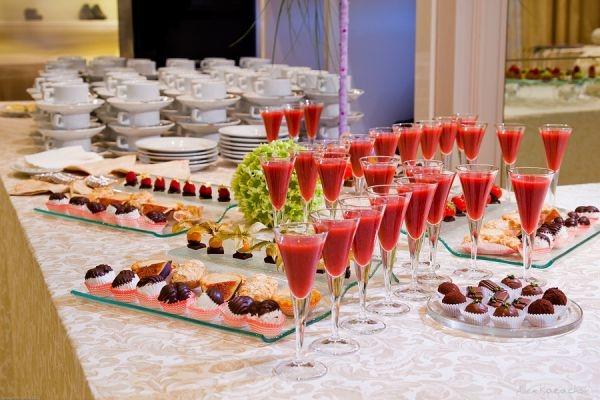 Организация свадебных банкетов и мероприятий компанией «Magic Catering»