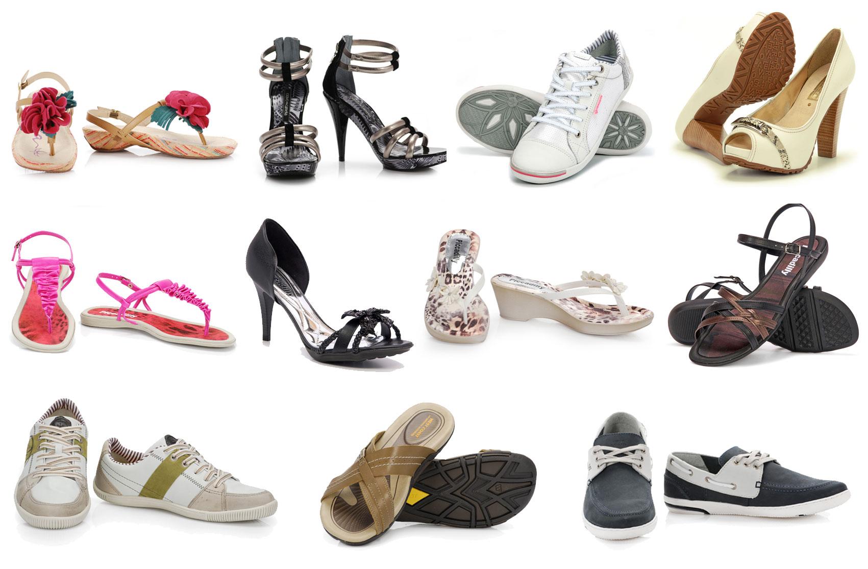 Фешн-концепции. Выбор обуви