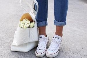 Принципы ухода за кедами или кроссовками