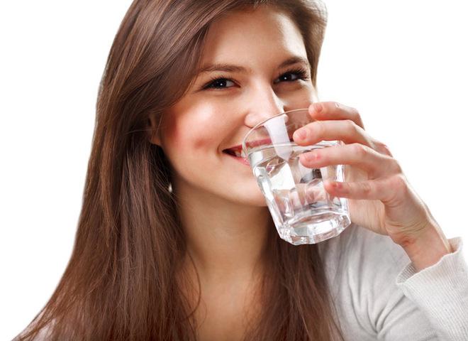 Питьевая диета: пей и худей