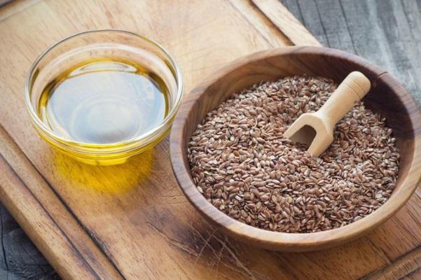 Как похудеть с помощью льняного масла?
