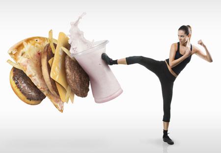 Не хватает силы воли для похудения? Ошибки популярных диет