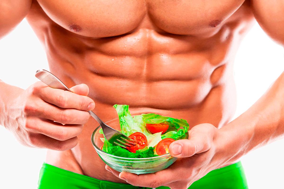 Диета для мужчин: как сохранить себя в форме