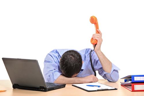 Синдром эмоционального выгорания на работе