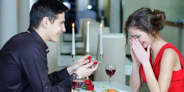 Как правильно сделать предложение выйти замуж любимой девушке