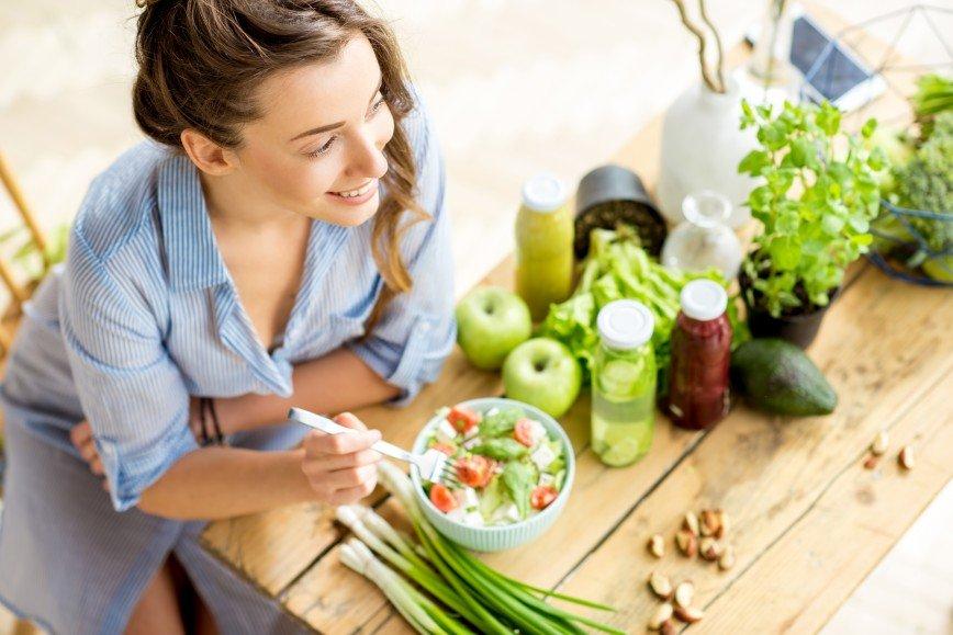 Как перейти на вегетарианство и не нарушить пищеварение