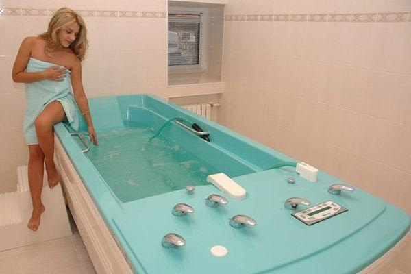 Лечебные сероводородные ванны — кому показана такая терапия?