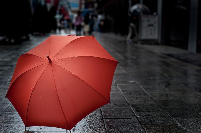 Зонт наоборот — лучший зонт для современной женщины