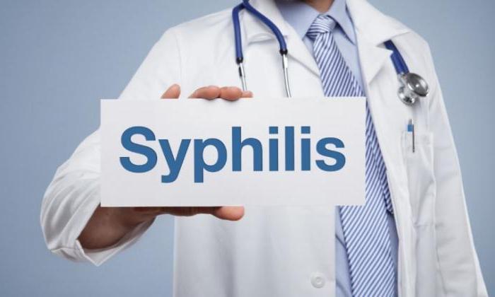 Профилактика сифилиса: симптомы и лечение