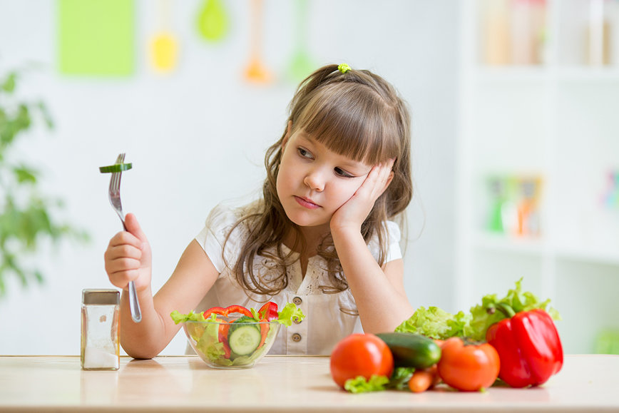 Логичный способ приучить детей к овощам