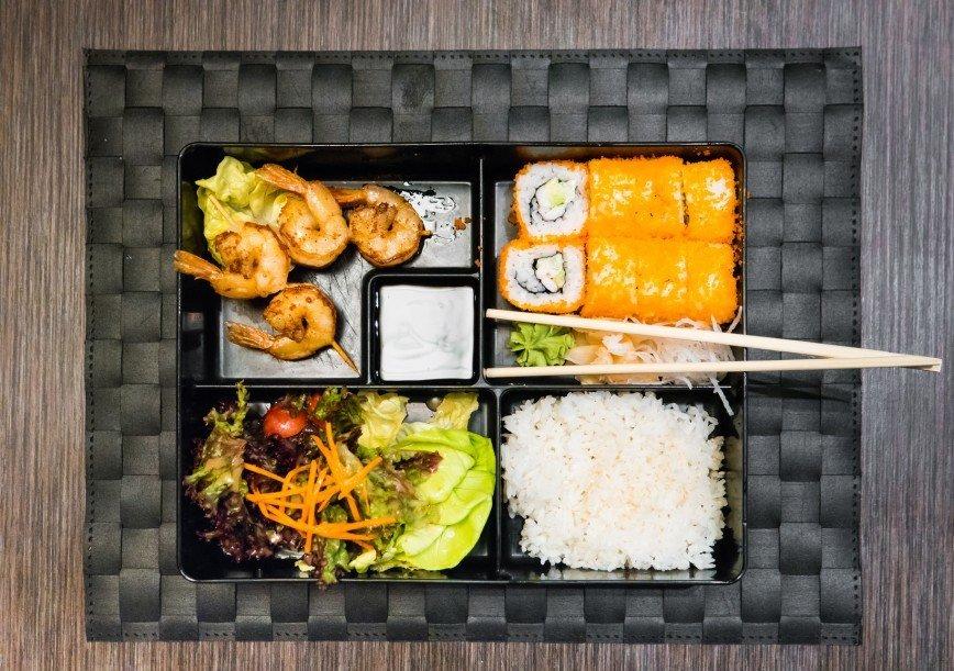 Японская диета поможет прожить дольше