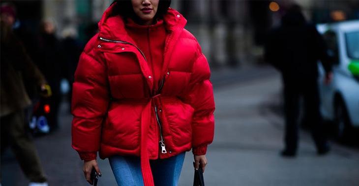 Модные куртки зимы 2018