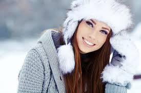 Как ухаживать за волосами в зимнее время года