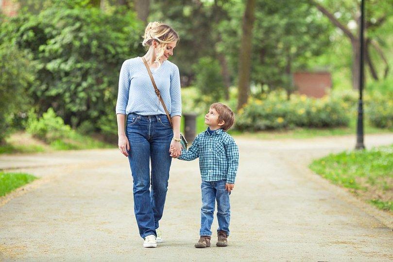 Воспитание ребенка без отца: важные правила