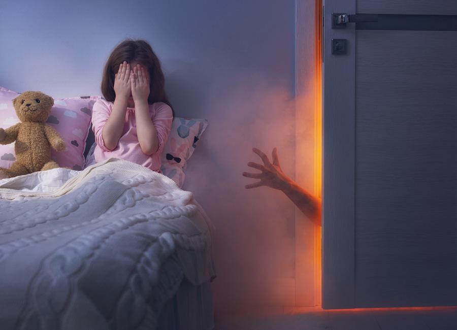 Ой, как страшно… Зачем детям «страшилки»?