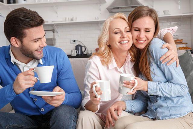 Как подружиться со свекровью? Советы психолога
