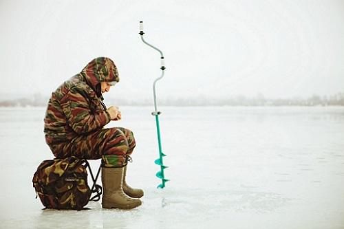 Как успешно зимой рыбачить на карпов