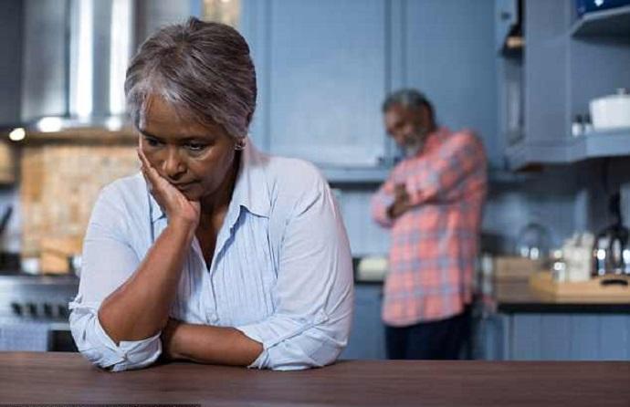 Ссора с супругом заставляет нас чувствовать физическую боль